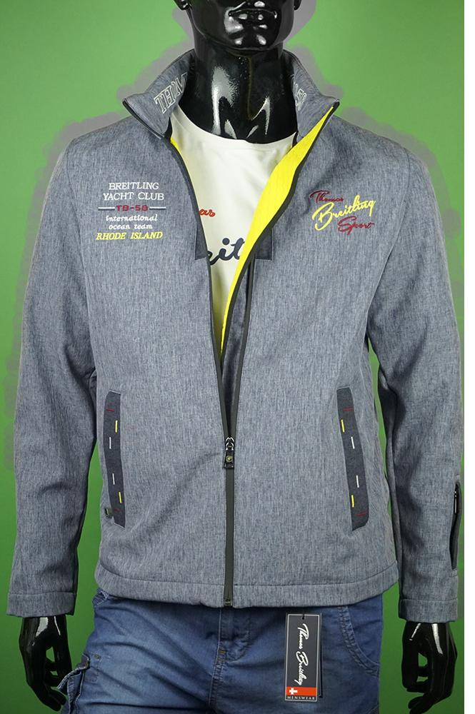 Tavaszi férfi dzseki Thomas Breitling